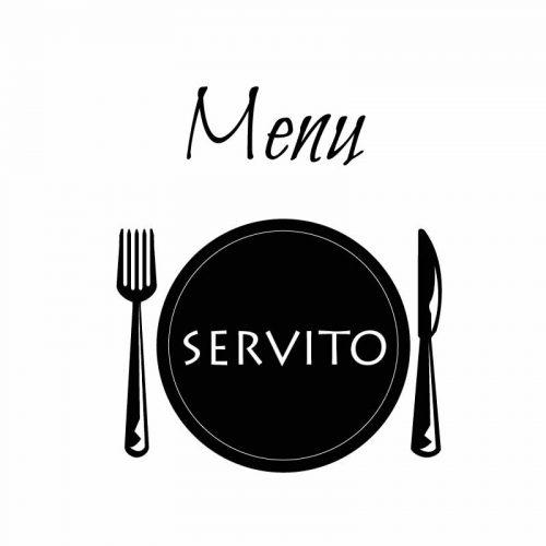 Menu Servito