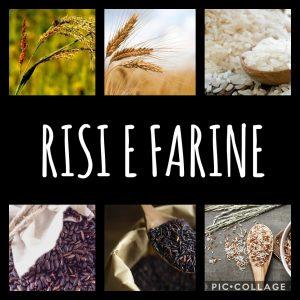 Risi e Farine prodotte da noi